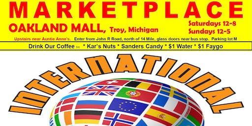 Small Business MARKETPLACE, 8 dates, Saturdays, Sundays