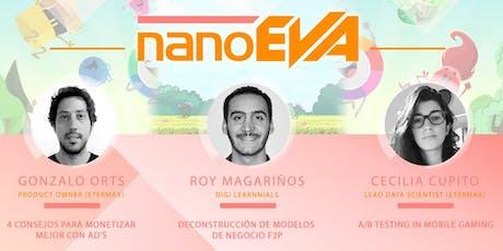 nanoEVA 2019 entradas