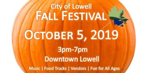Lowell Fall Festival