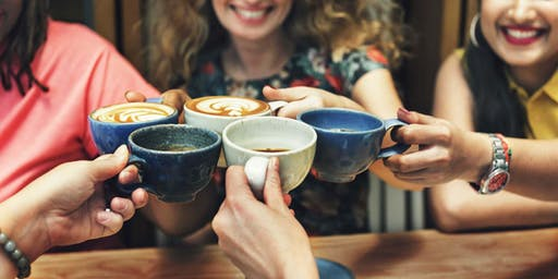 WLWIB August 2019 Coffee, Conversation and GOLD Networking