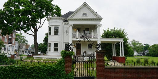 SOLD OUT--Wilcox House Tour November 3, 2019