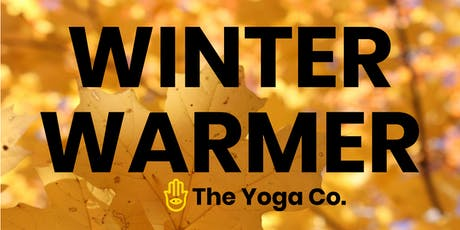 The Yoga Co - Winter Warmer tickets
