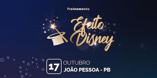 Efeito Disney João Pessoa