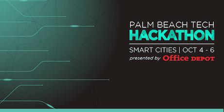 Palm Beach Tech Hackathon | Smart Cities tickets