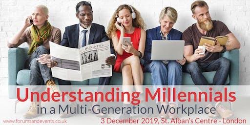 Understanding Millennials in a Multi-Generation Workplace