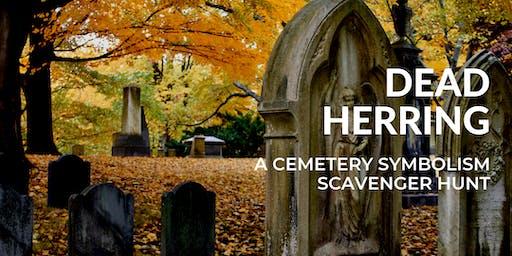 Dead Herring: A Cemetery Symbolism Scavenger Hunt