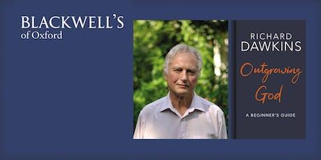 Richard Dawkins 'Outgrowing God' tickets