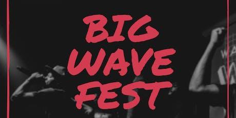 Big Wave Fest boletos