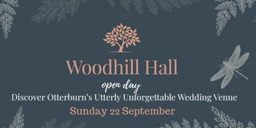 Woodhill Hall Wedding Open Day