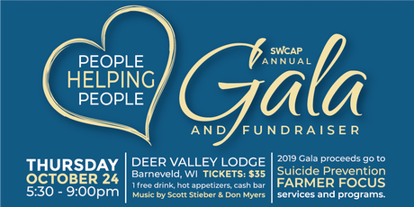 SWCAP's People Helping People Annual Gala & Fundraiser tickets