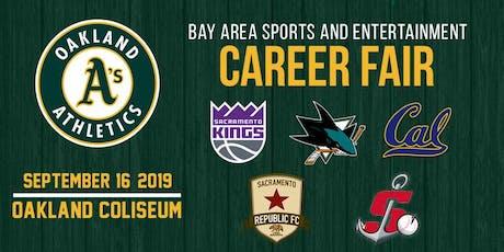 Bay Area Sports & Entertainment Career Fair tickets