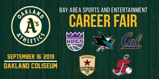 Bay Area Sports & Entertainment Career Fair