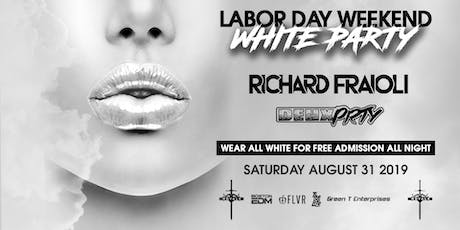 Labor Day Weekend White Out ft. Richard Fraioli | Royale Saturdays | 8.31.19 | 10:00 PM | 21+ tickets