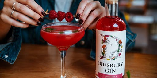 An evening with Didsbury Gin at 78 Degrees