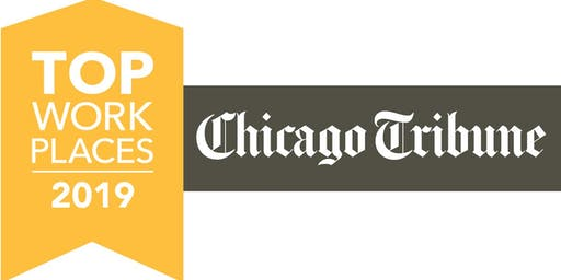 Chicago Tribune's 10th Annual Top Workplaces