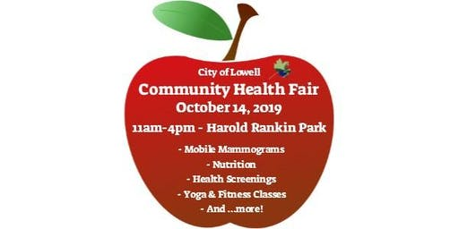 Lowell Community Health Fair
