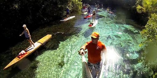 Paddle Weeki Wachee Springs