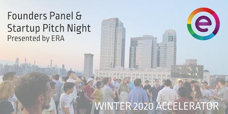 ERA: Founders Panel & Startup Pitch Night tickets