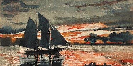 "Homer Sunset Sail on the ""Lannon"" tickets"