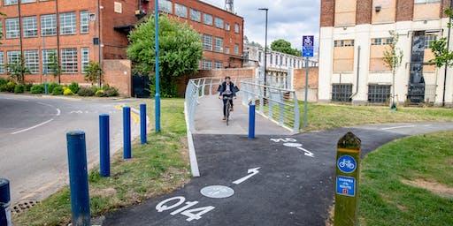 Royal Borough of Greenwich Cycling Forum 2019
