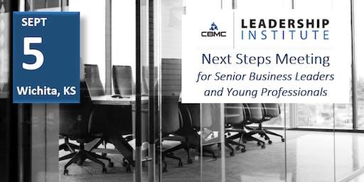 CBMC Wichita Next Steps Meeting