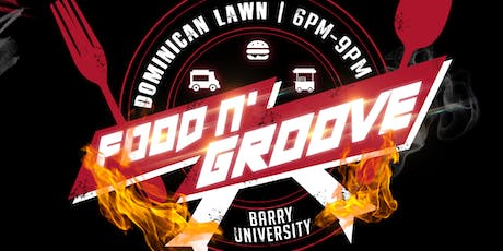 Food  and Groove tickets
