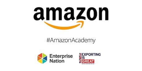 Amazon Academy Rugeley 2019 tickets