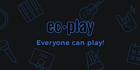 EC-Play Music Camp uke 8 (Vinterferie) tickets
