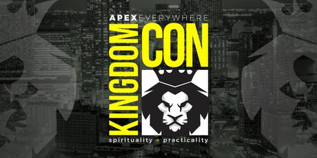 #KingdomCon2019 tickets