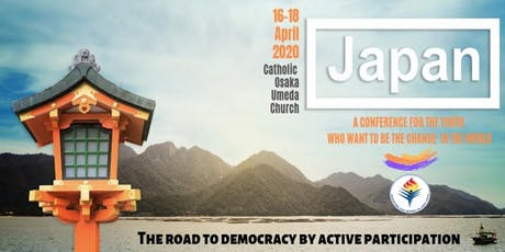 2nd International Youth Movement For Human Rights Conference - Osaka, Japan tickets