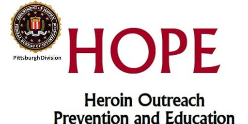 FBI HOPE (Heroin Outreach Prevention and Education) Fall Kick Off Meeting