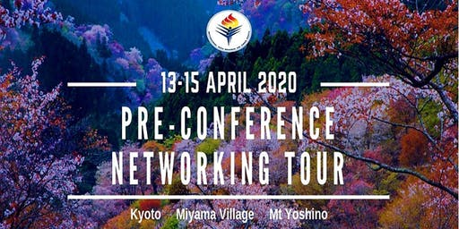 International Youth Conference - Pre Conference Tour  - Osaka, Japan