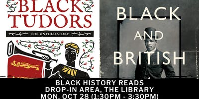 Black History Reads with Library & Learning Services