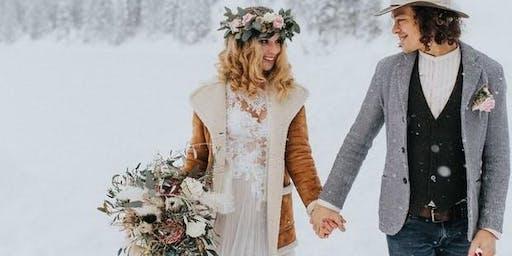 Inspiration Winter Wedding Open Evening