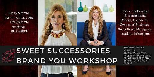 Sweet Successories Brand YOU Workshop