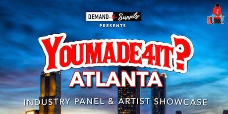 YouMade4ItATL #A3C Edition tickets