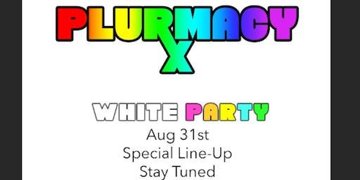 Plurmacy White Party