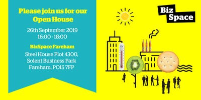 ===== OPEN HOUSE ===== Launch: BizSpace Fareham
