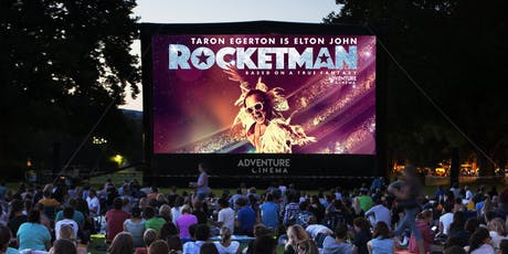 Rocketman Outdoor Cinema Experience at East of England Arena, Peterborough tickets