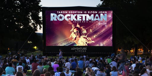 Rocketman Outdoor Cinema Experience at East of England Arena, Peterborough
