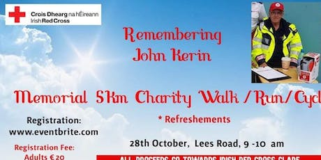 John Kerin Memorial Walk/Run tickets