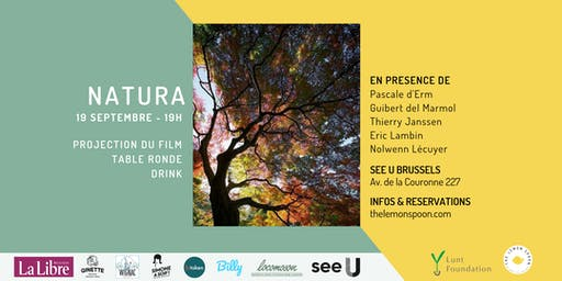 Natura - Projection & Table Ronde