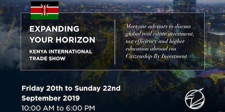 ROC Citizenship in Kenya tickets