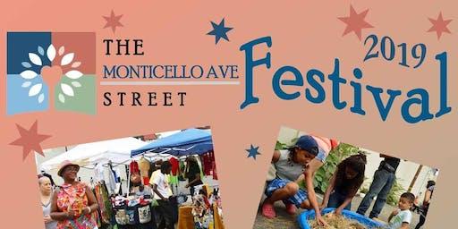 6th Annual Monticello Avenue Street Festival