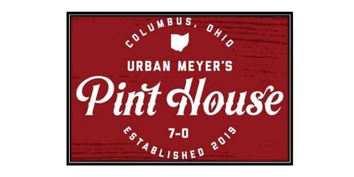 Urban Meyer Pint House  Private Kick-Off Party!