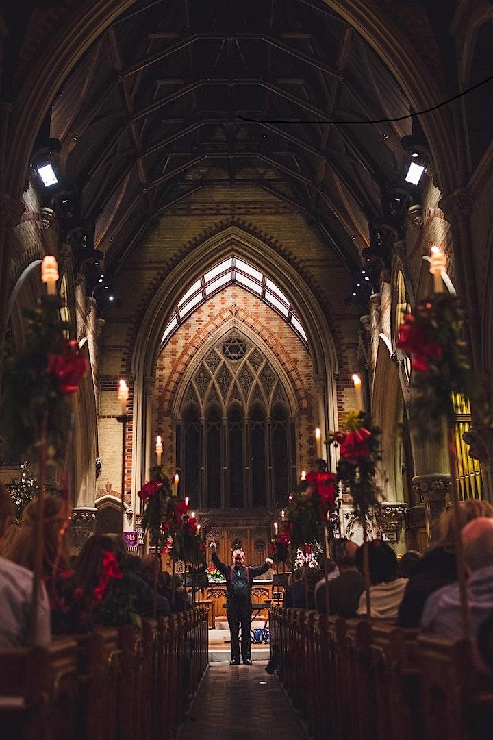 LiveTwice Christmas Carol Concert image