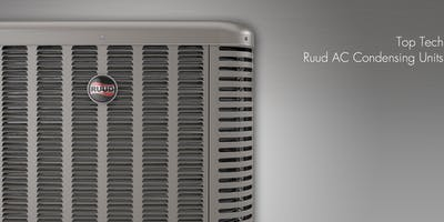 Top Tech Ruud AC Condensing Units