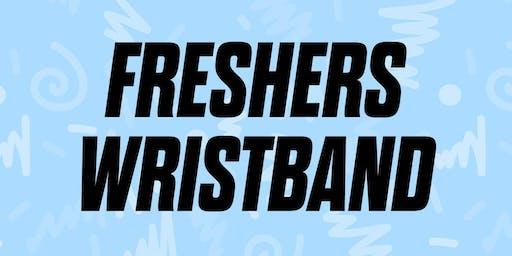 Studentgram Freshers Wristband