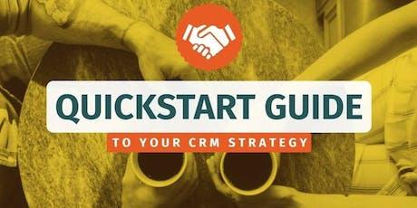 QuickStart CRM Strategy Workshop tickets