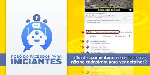 Robô do Facebook para Iniciantes em Porto Alegre